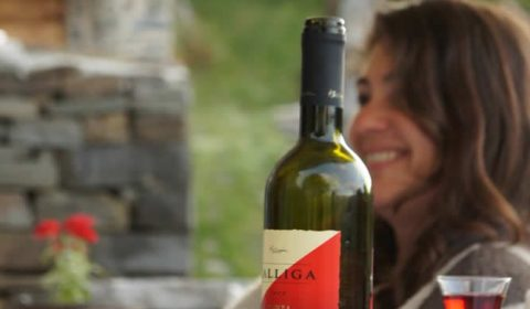 Κρασάκι στην αυλή τού Λίθου